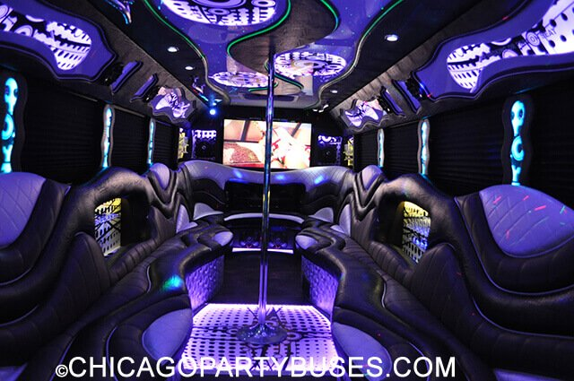 Chicago party bus rent a party bus in chicago il home